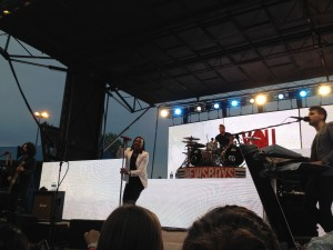 The Newsboys in Concert